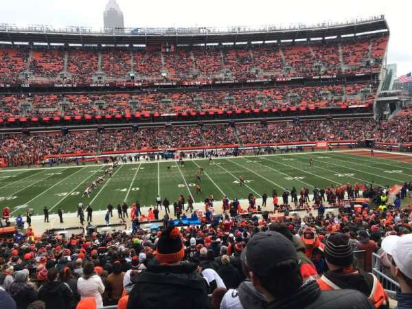 FirstEnergy Stadium, section: 133, row: 29, seat: 11