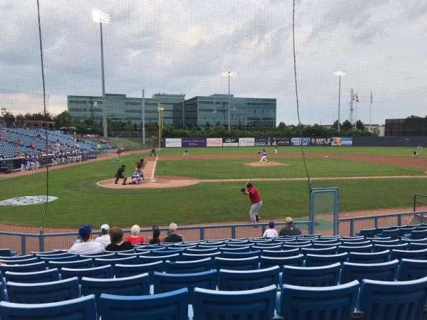 RCGT Park, seat: GA