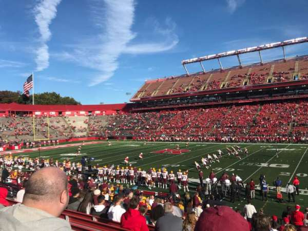 High Point Solutions Stadium, section: 103, row: 18, seat: 7