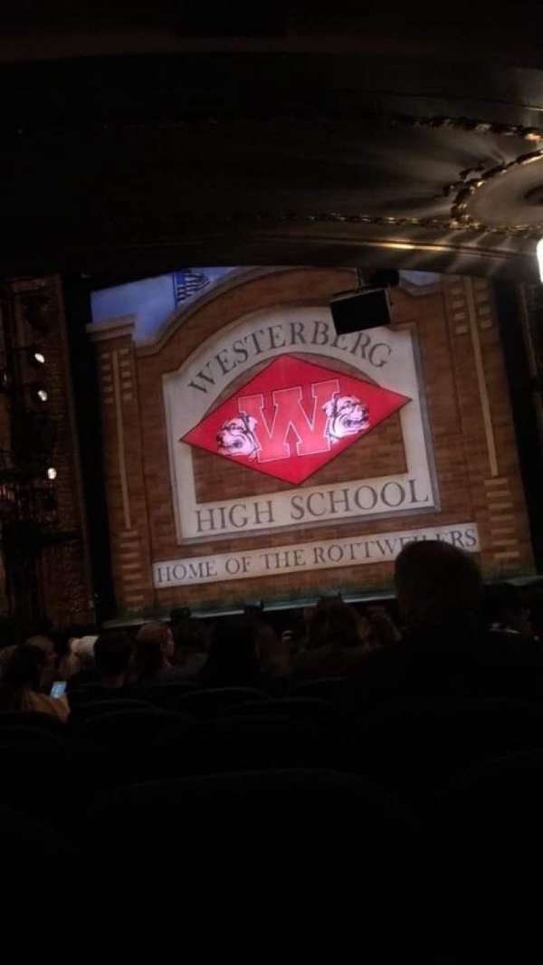 Theatre Royal Haymarket, section: Stalls, row: S, seat: 2