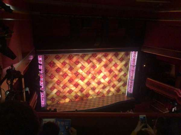 Adelphi Theatre, section: Upper Circle, row: C, seat: 32