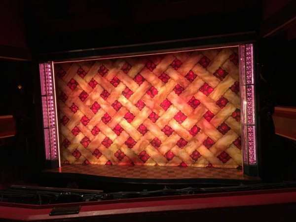Adelphi Theatre, section: Dress Circle, row: B, seat: 11