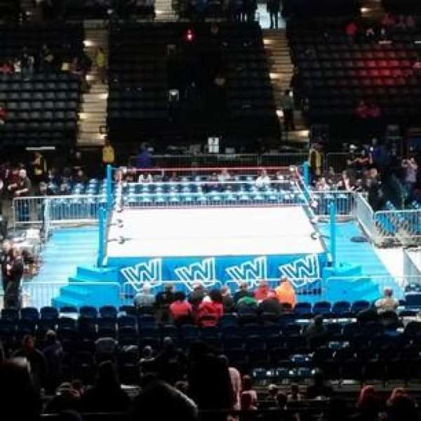 Royal Farms Arena, section: 212, row: L, seat: 1