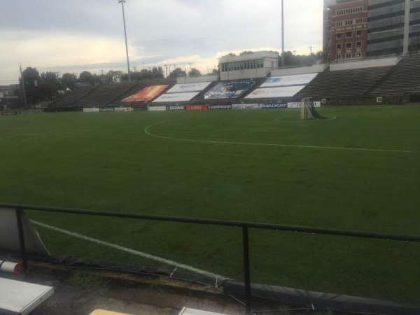 American Legion Memorial Stadium, section: 15, row: F, seat: 6