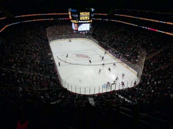 Prudential Center, section: 101, row: 13W, seat: 1