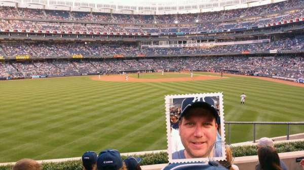 Yankee Stadium, section: 237, row: 6, seat: 17