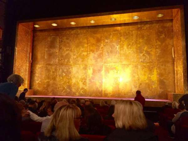 Cort Theatre, section: Orchestra C, row: L, seat: 112