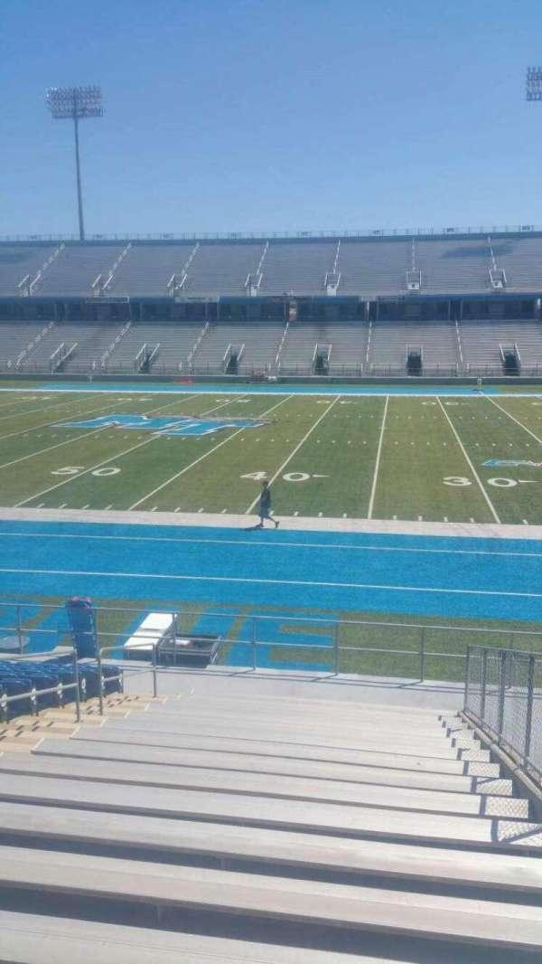 Johnny Red Floyd Stadium, section: 2Q, row: 17, seat: bleacher