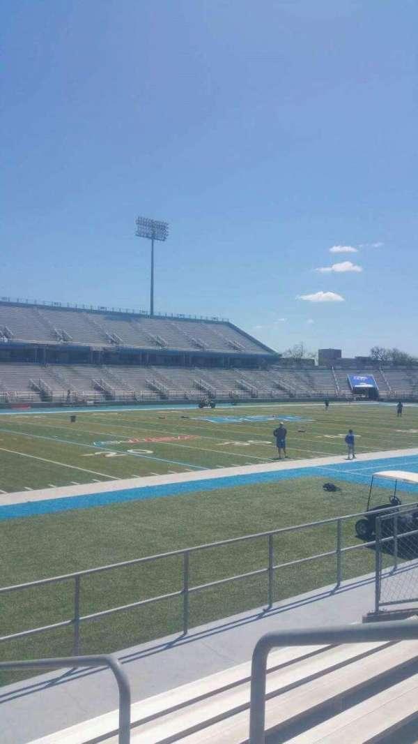 Johnny Red Floyd Stadium, section: 2T, row: 6, seat: bleacher