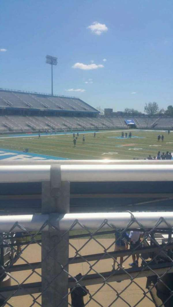 Johnny Red Floyd Stadium, section: 2A, row: 14, seat: 13