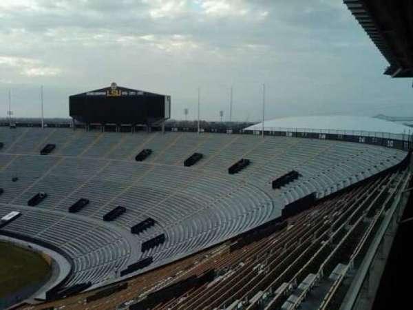 Tiger Stadium, section: 301