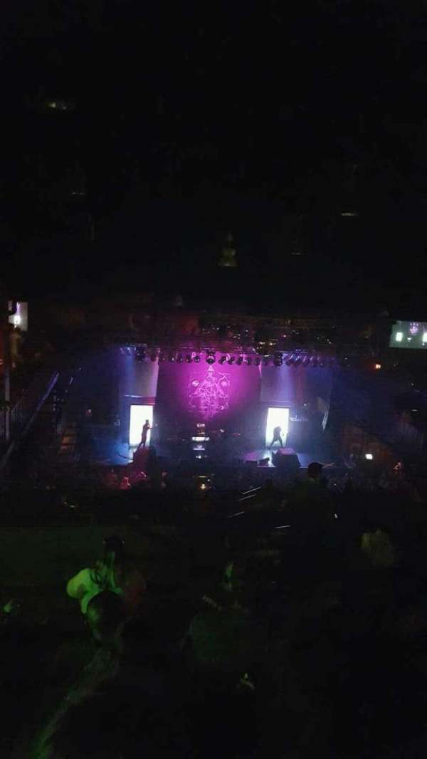 House of Blues - Boston, section: Stadium, row: E, seat: 322