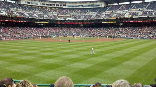 PNC Park, section: 139, row: K, seat: 14