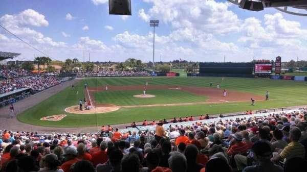 Ed Smith Stadium, section: 211