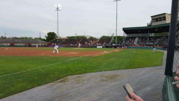 Municipal Stadium, section: Beer Garden
