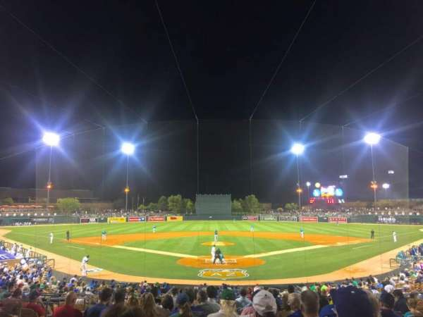Camelback Ranch, section: 115, row: 14, seat: 11