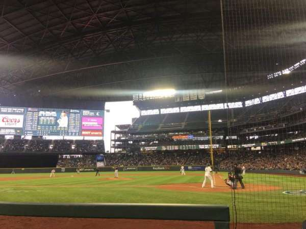 T-Mobile Park, section: 35, row: D, seat: 3