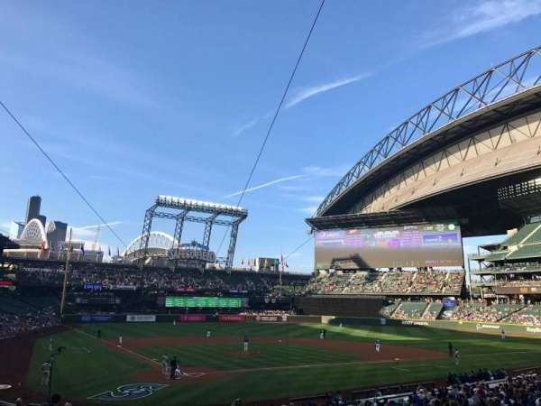 Safeco Field, section: 127, row: 31, seat: 11