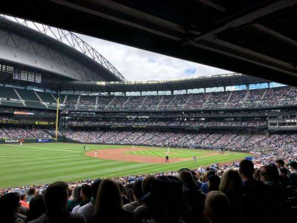 T-Mobile Park, section: 146, row: 38, seat: 20