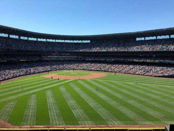 Safeco Field, section: 149, row: 10, seat: 3