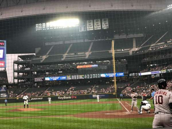 Safeco Field, section: 35, row: D, seat: 5