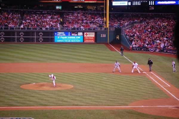 Citizens Bank Park, section: 129, row: Standing R
