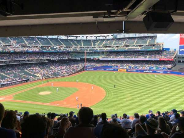 Citi Field, section: 309, row: 11, seat: 8-10