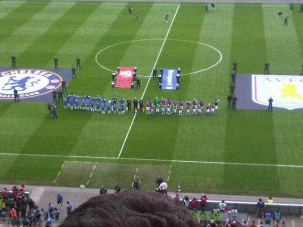 Wembley Stadium, section: 525, row: 1