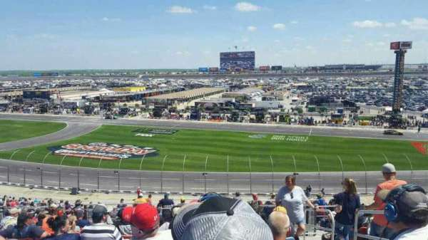 Texas Motor Speedway, section: PU115, row: 43, seat: 16