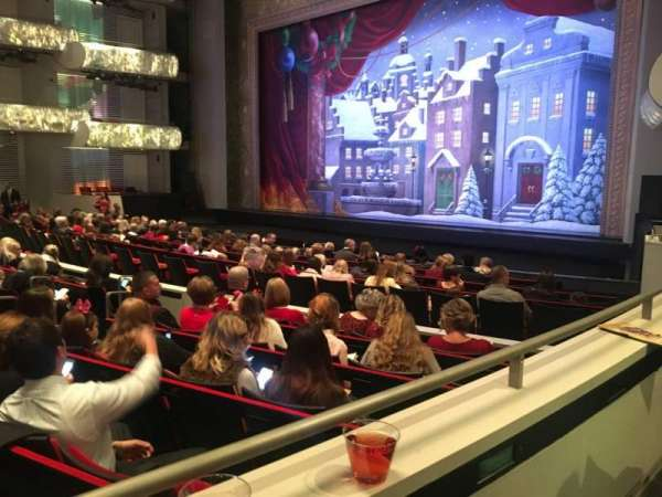 Muriel Kauffman Theatre, section: ParBoxR, row: AA, seat: 605