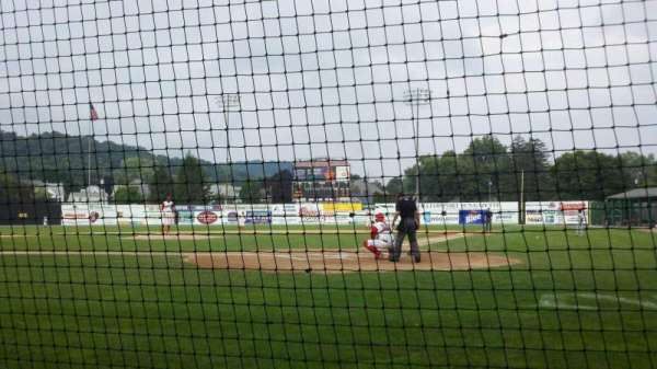 BB&T Ballpark at Historic Bowman Field, section: s, row: c, seat: 2