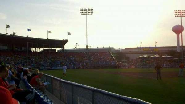 FirstEnergy Stadium (Reading), section: box 1, row: 2, seat: 23