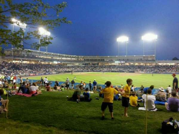 PNC Field, section: Homer Zone