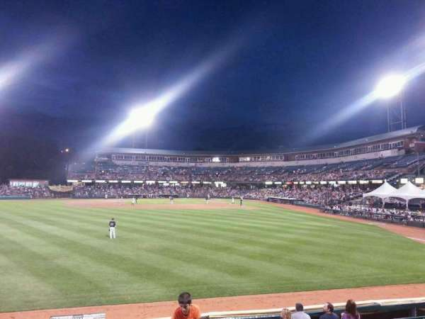 Peoples Natural Gas Field, section: 503, row: 10, seat: 1