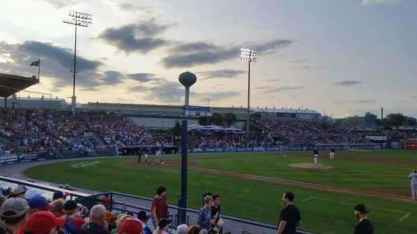 FirstEnergy Stadium (Reading), section: right 1, row: 11, seat: 1