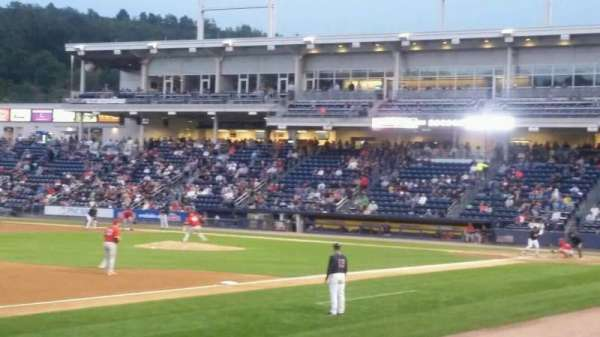 PNC Field, section: 29, row: 6, seat: 11