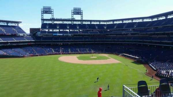 Citizens Bank Park, section: Harry the k's, row: na, seat: na