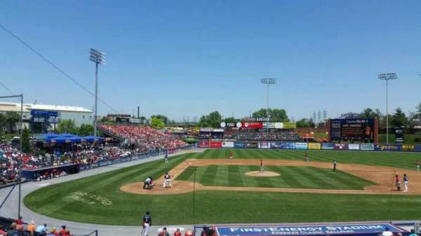 FirstEnergy Stadium (Reading), section: 2, row: 25, seat: 2