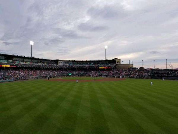 Coca-Cola Park, section: bacon strip, row: a, seat: 70