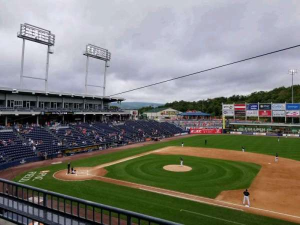 PNC Field, section: 200, row: 2, seat: 4