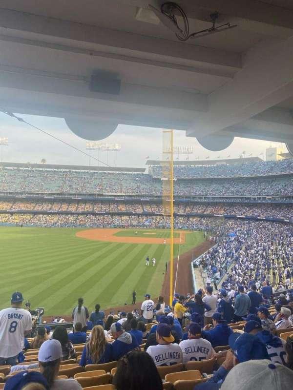 Dodger Stadium, section: 167LG, row: S, seat: 7