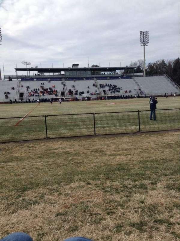Klockner Stadium, section: GA