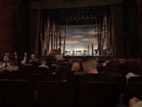 Benedum Center, section: Orchestra C, row: J, seat: 111