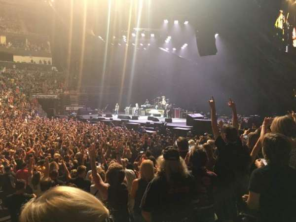 PPG Paints Arena, section: 102, row: J, seat: 2