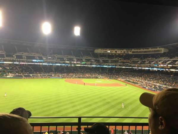 PNC Park, section: 338, row: C, seat: 10