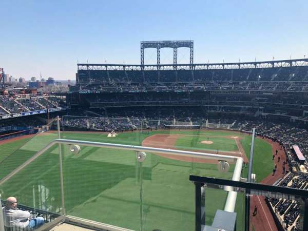 Citi Field, section: 533, row: 1, seat: 12