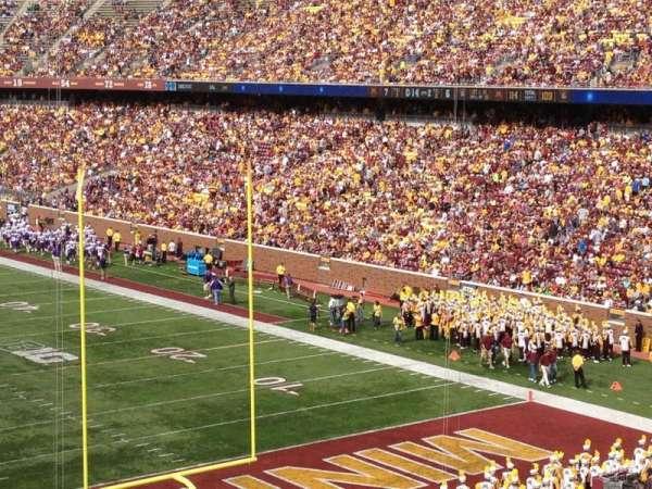 TCF Bank Stadium, section: 228