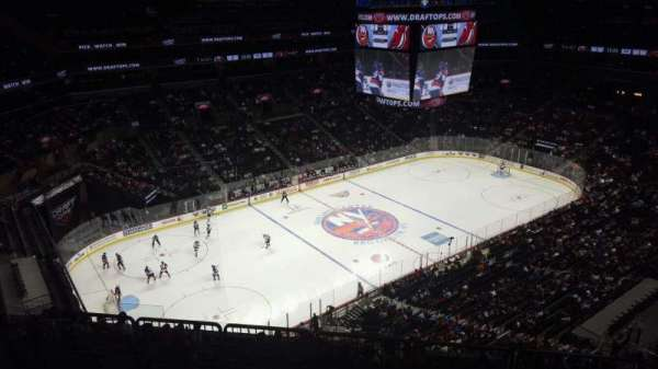Barclays Center, section: 228, row: 13, seat: 12