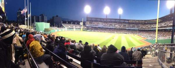 PNC Park, section: 235, row: G, seat: 11