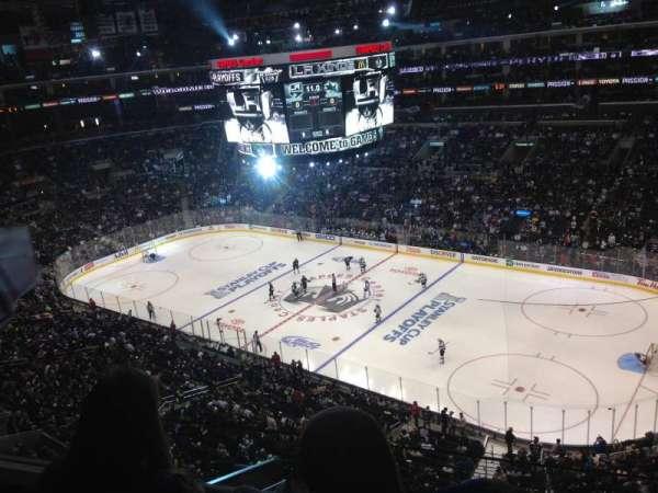 Staples Center, section: 332